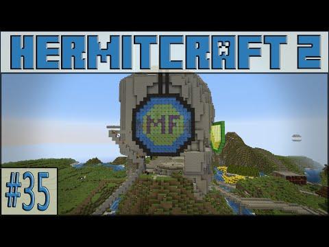 Minecraft Squidquarium!  Hermitcraft #35