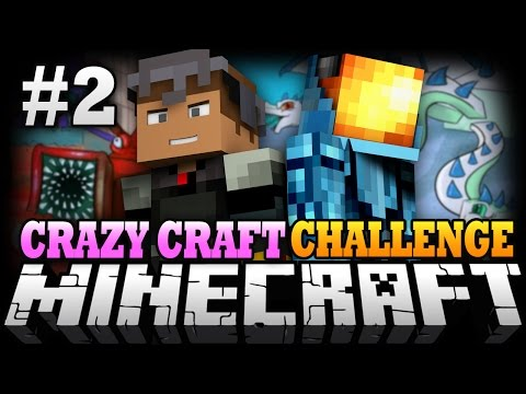 Minecraft Crazy Craft Mod Week Challenge #2 |  - Minecraft Mod Challenge