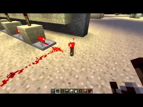 #Minecraft Piston Loop lighting system [TUTORIAL]