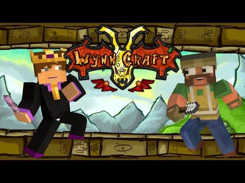 WynnCraft #9 - THE MOB UPDATE! w/ PotatoOrgy [Minecraft MMORPG]