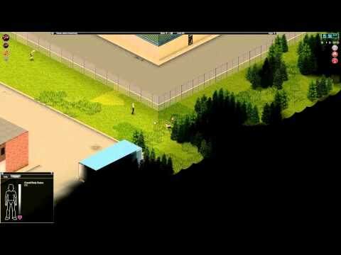Lets Play Project Zomboid: Episode 2 - Not so Safehouse