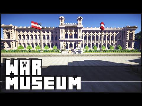 Minecraft - War Museum