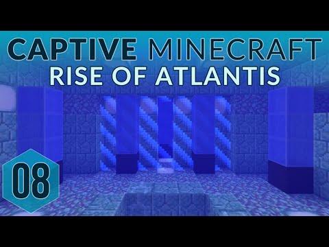 Captive Minecraft 3 Rise Of Atlantis 08 Room Of Treasures