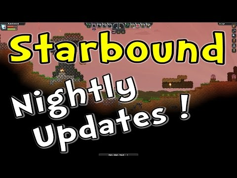 Starbound - Version 1.0 News & Nightly Updates