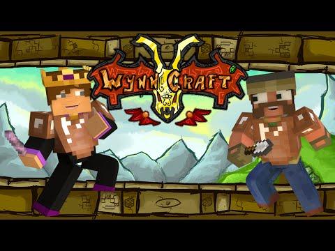 WynnCraft #10 - FLY HACKS! w/ PotatoOrgy [Minecraft MMORPG]
