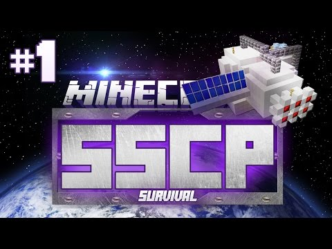 ★Minecraft Space Station Challenge Pack #1 ★   A Space Adventure... - Minecraft Mod Pack Survival