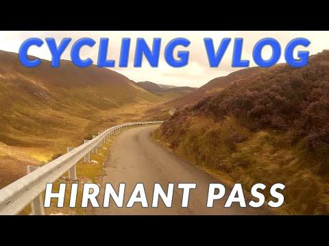 Cycling Vlog: Hirnant Pass, Snowdonia, Wales