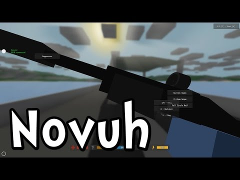 UNTURNED - How to Find the Novuh Shotgun (Guide / Tutorial)
