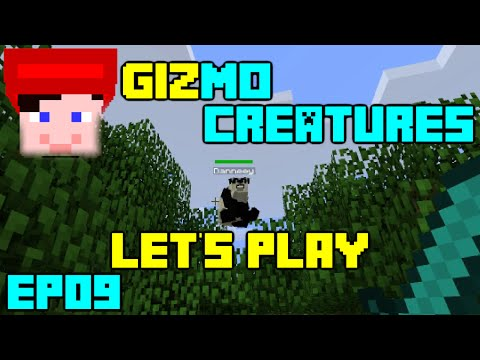 Minecraft - Giz - MO Creatures Let's Play - Episode 9