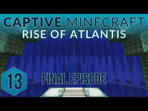 Captive Minecraft 3 Rise Of Atlantis 13 Filling The Core