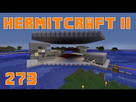 Hermitcraft II 273 A Wild Witch Hut Appears!