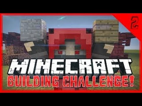 Minecraft Building Challenge #2: Timed Nether House