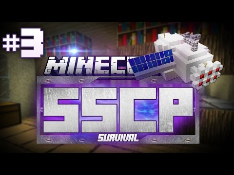 ★Minecraft Space Station Challenge Pack #3 ★   SMELTERY AND THINGS! - Minecraft Mod Pack Survival