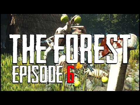 The Forest - Ep.06 : Hot Love, Tennis Players & Yacht Expedition!