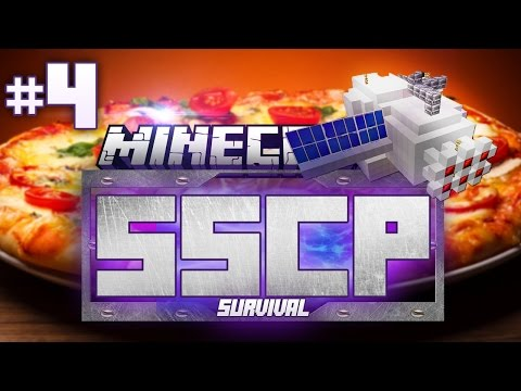 ★Minecraft Space Station Challenge Pack #4 ★   PRIZZA TROPHY!? - Minecraft Mod Pack Survival