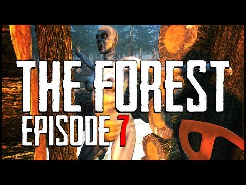 The Forest - Ep.07 : Tree House, Walkman, Yacht & Raccoon's!