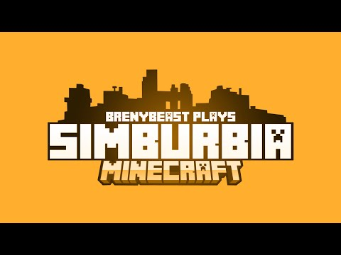 Simburbia #9 - RAINBOW BRITE! [SimCity in Minecraft]
