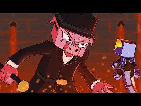 Minecraft ★ EPIC PIGGY BOSS BATTLE | ★