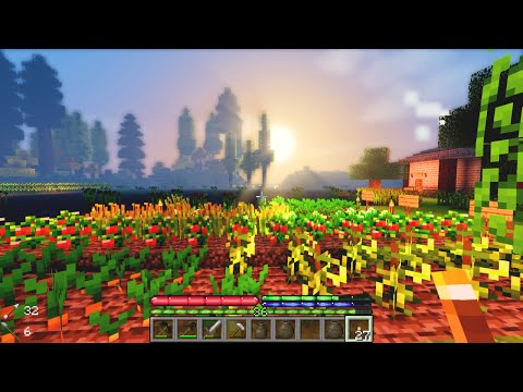 Minecraft TerraFirmaCraft #39: Minecraft Is Beautiful