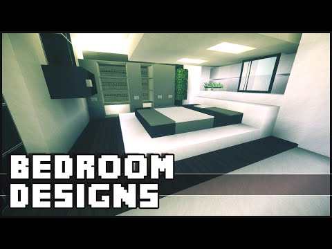 Minecraft videos blog archive minecraft bedroom for Bedroom ideas on minecraft