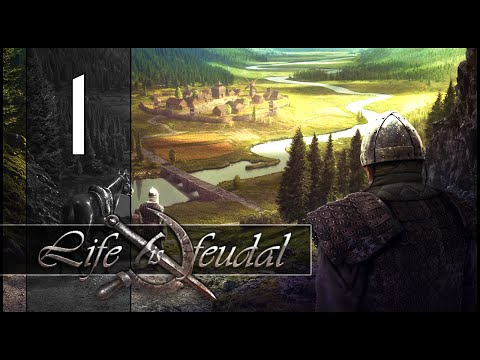 Life is Fuedal - Ep.01 w/ Sl1pg8r - Clueless Derps in Action!