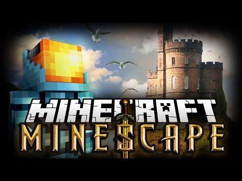 Minescape: A Whole New World...