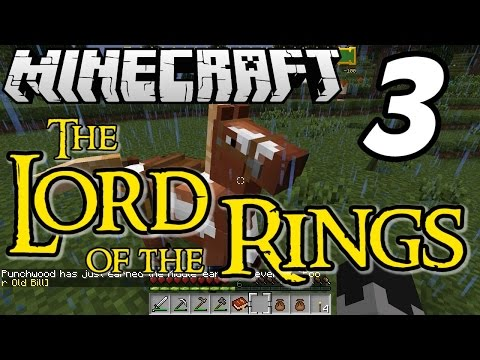 Minecraft Lord of the Rings E03