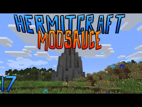 Hermitcraft Modsauce 17 Starting Over (New Base)