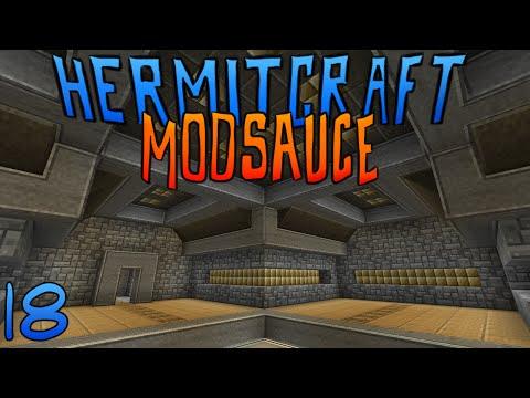 Hermitcraft Modsauce 18 Epic Storage Solutions