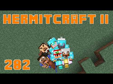 Hermitcraft II 282 The End (A Day At The Races)