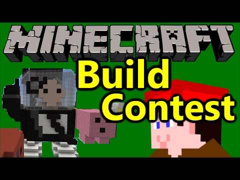 Minecraft - Build Contest - Villains - Results!