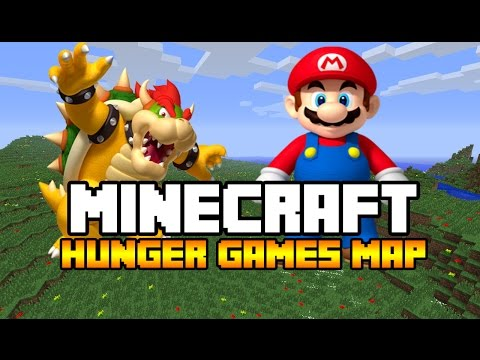 MARIO UNIVERSE HUNGER GAMES IN MINECRAFT