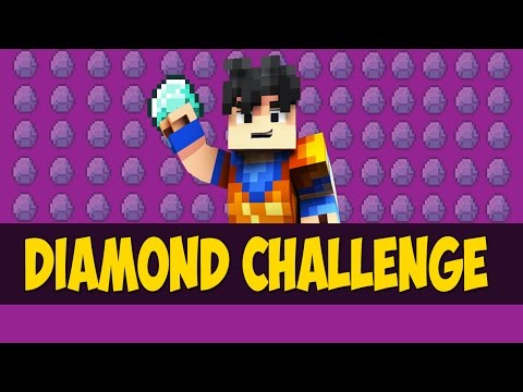 Fastest Youtuber To Find Diamonds | HELLYERRR's Challenge Week 1