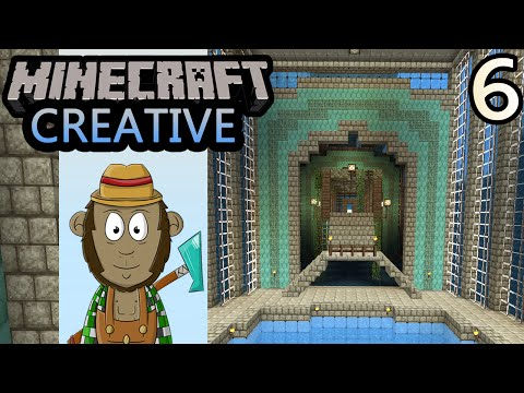 Minecraft 4th World #6 - Guardian Palace Pt. 1!