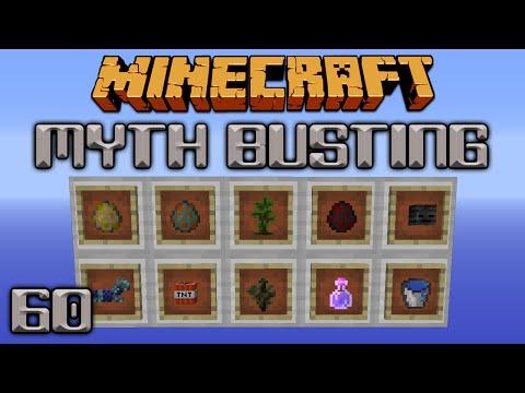 Mini Myths 4 [Minecraft Myth Busting 60]