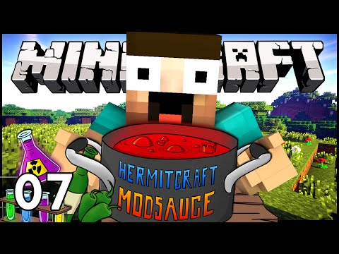 Hermitcraft ModSauce - Ep.07 : Most Pointless Project!