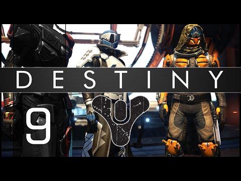 Destiny Gameplay Walkthrough - Part 9 : Chamber of Night!