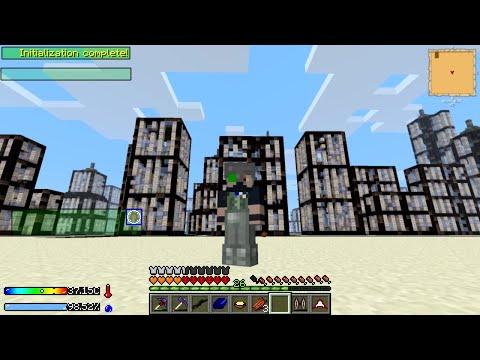 Minecraft - Crash Landing #13: Power Upgrade
