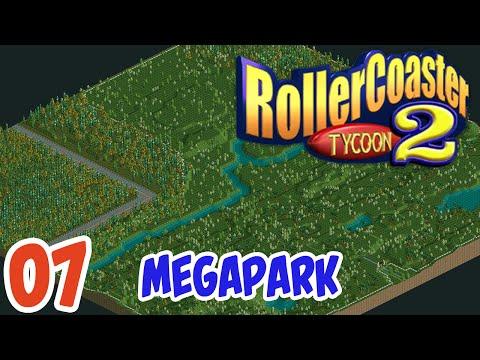 RCT2 07 Megapark Begins!