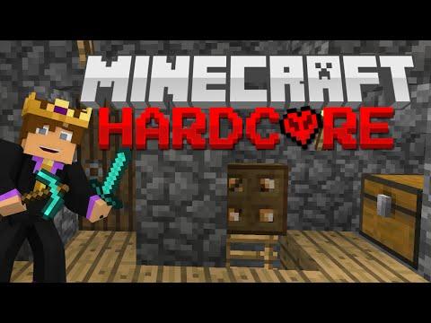 Hardcore Minecraft #21 - STORAGE OVERFLOW!