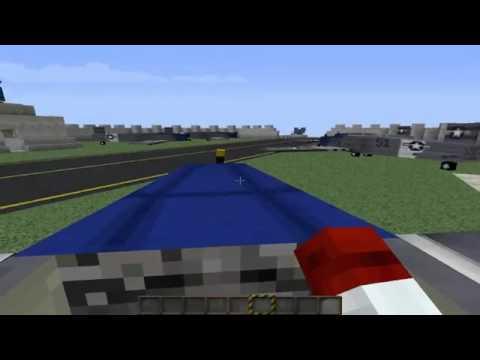 #Minecraft Airbase build showcase