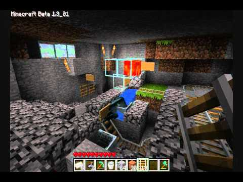 minecraft full auto ink harvesting - squidcart system