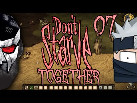 Don't Starve Together #7: Wet Robot Error