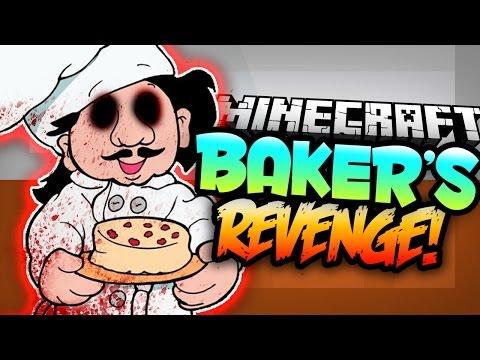 Minecraft KILLER COOKS! - Baker's Revenge with TrueMU, Preston, and Choco! (Minecraft Minigame)
