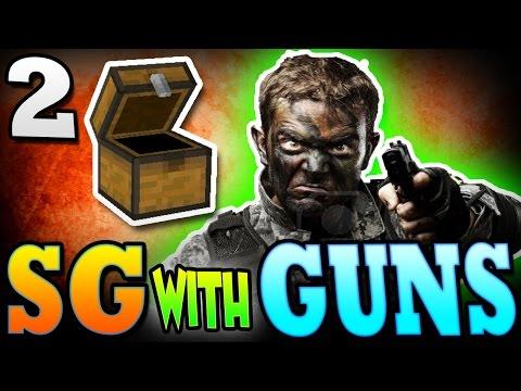 Minecraft SG w Guns:
