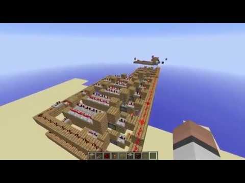Minecraft: OLD SCHOOL UNIVERSE DEATH CLOCK - Pre 1.5
