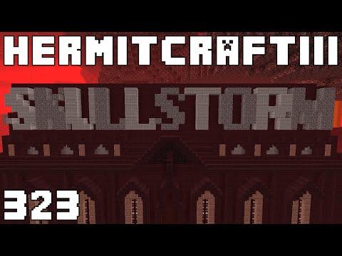 Hermitcraft III 323 SKULLSTORM