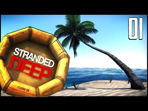 Stranded Deep - Ep.01 - Stranded Derp