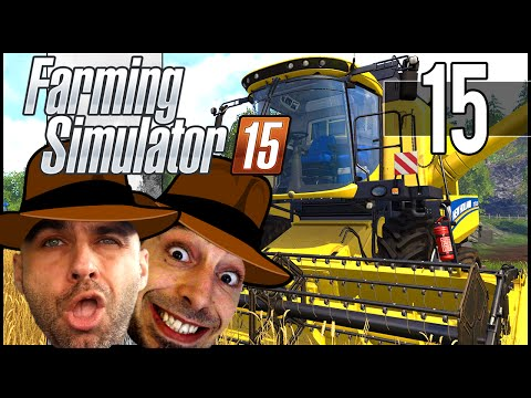 Farming Simulator 15 : The ScorpionKing! - Ep.15