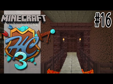 Minecraft Connecting the Bases - Hermitcraft 3 Episode #16